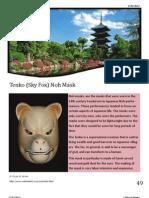 Cultural Masks (49-51)