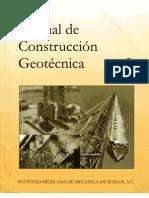 Manual de Construcción Geotécnica