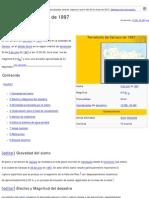 Terremoto de Cariaco de 1997 - Wikipedia, La Enciclopedia Libre
