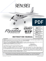 Flyzone Sensei Manual