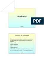 Microsoft Power Point - Metalurgia I - Parte I