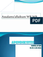 apendiksitis