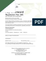 PIF Registration