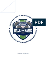 NGFFL Hall of Fame Nomination Information