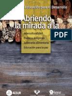 HEGOA, UPV, ACSUR - Abriendo La Mirada