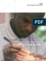NDST Diabetic Foot Guide