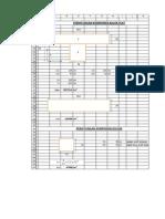 Perhitungan Tugas 3 Metode Portal Ekivalen Beton 2