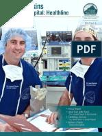 Hazel Hawkins Hospital Newsletter (Spring 2012)