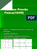 Resumo Provão Física(16