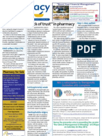 - Pharmacists vs GPs, AHPRA in court, Coty/Avon, new products and much more