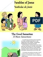 Las Parábolasde Jesús - The Parables of Jesus