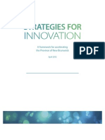 Strategies for Innovation Full Report