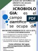 Microbiologia de Sistemas de Tratamiento de Aguas Residuales