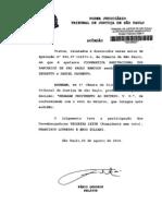 Penha Apelacao Da Bancoop Negada  9121447-55.2007.8.26.0000