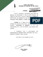 9121447-55.2007.8.26.0000   Embargos de Declaração BANCOOP NEGADO
