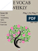The Vocab Weekly_issue 29