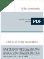 Poder económico