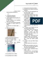 Latihan Soal Responsi Biologi (1)