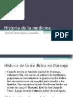 Historia de La Med. Socio