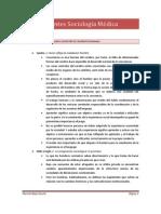 Apuntes Certamen I Sociología Médica