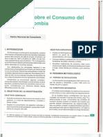Centro Nacional de Consultoria - Estudio Sobre El Consumo Del Cafe en Colombia