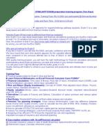 Fast Track CFP Exam 5(Final Exam) Preparation Training Workshop2