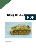 35252581 Modelling StuG III Ausf G