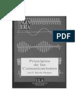 Principios de las comunicaciones - Briceño