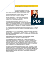 presidentes de chile durante despegue de la economía