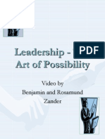 Leadership the Art of Pos