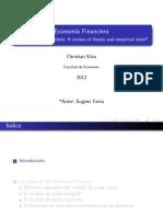 Economía Financiera-Lectura 3