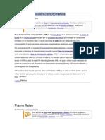 Tasa de información comprometida (CIR)