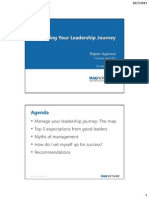 Career Planning for MBA Students V3 October 7 2011[1]