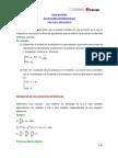 Guía 1 de Materia Ecuaciones Diferenciales..