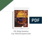 Kellogs Logic Model
