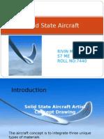 Solid State Aircraft Seminar