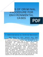 10th Session - Criminal_Procedure for Environmental Cases Cornejo