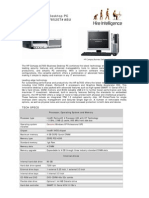 HP DC7600 Desktop