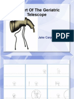 The Art of the Geriatric Telescope