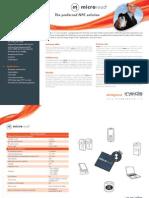 NFC Flyer MicroRead BD