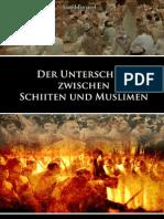 Unterschied Zwischen Shiiten Und Muslimen