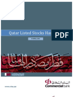 Qatar Listed Stocks Handbook III