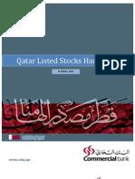 Qatar Listed Stocks Handbook III