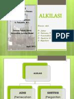 Presentasi Alkilasi