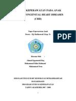 Asuhan Keperawatan Pada Pasien Dengan Penyakit Kelainan Kongenital Sistem Kardiovaskular 2