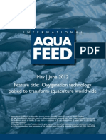Oxygenation technology poised to transform aquaculture worldwide