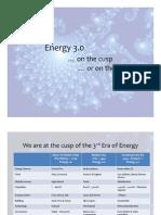 3rd Era of Energy SCBD