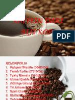 Kaffein Dari Biji Kopi