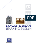 BBC English Learning - Quizzes & Vocabulary