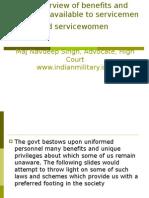 Benefits & Privileges